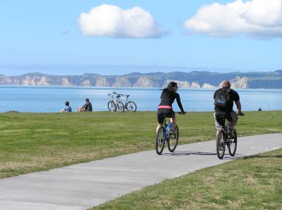 Cycleway to Cape