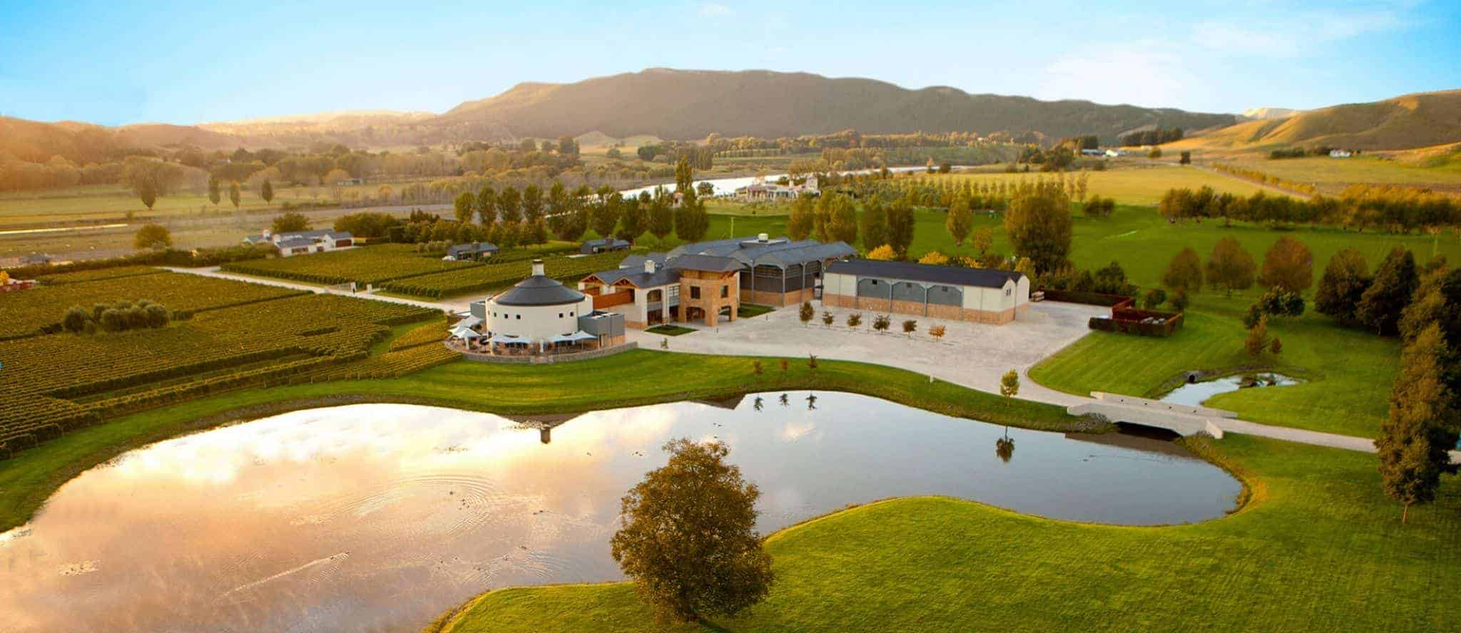 What wine can you find in Hawke's Bay?