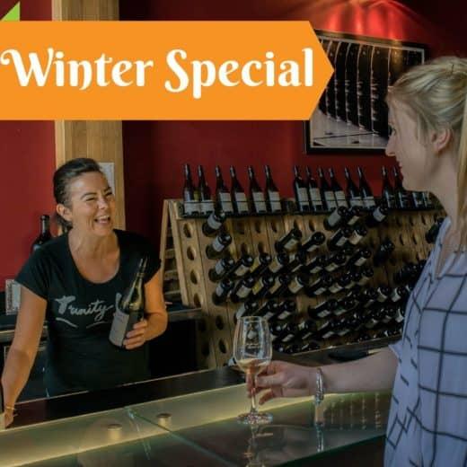 Winter Hawke's Bay Winery tour