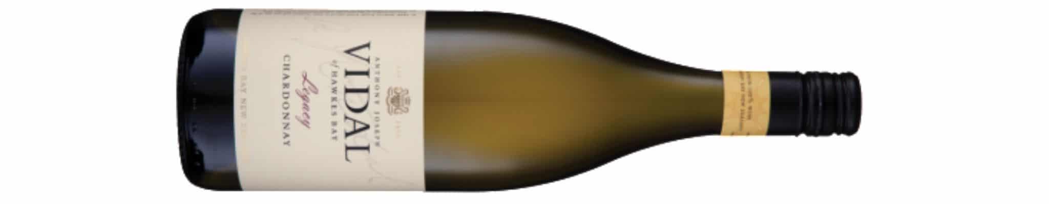 Hawke's Bay Chardonnay | Vidal Legacy Chardonnay