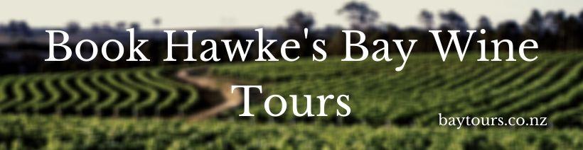 Book Hawke's Bay Wine Tours