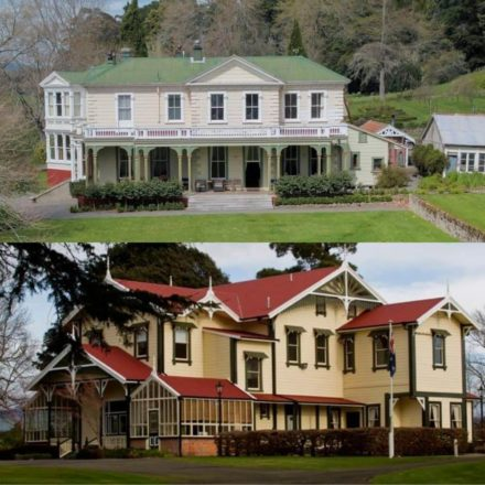 Rangitikei & Manawatū Homesteads & Gardens